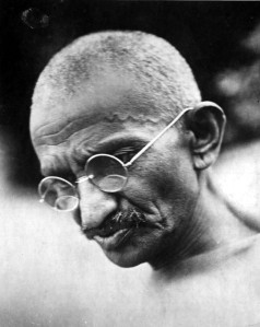 Gandhi_thinking_mood_1931